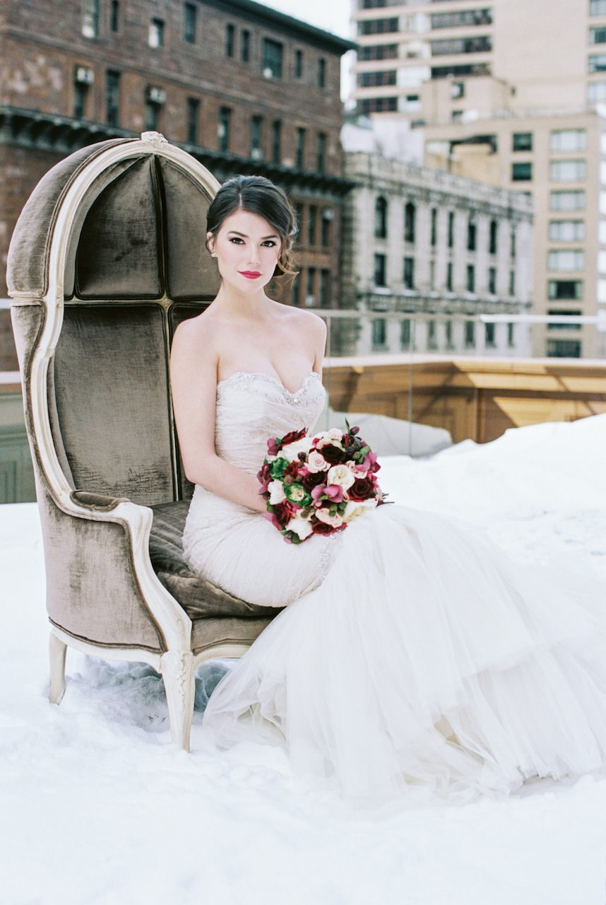 ©Alexis June Weddings, 2015 // Carnegie Hall Inspiration Shoot