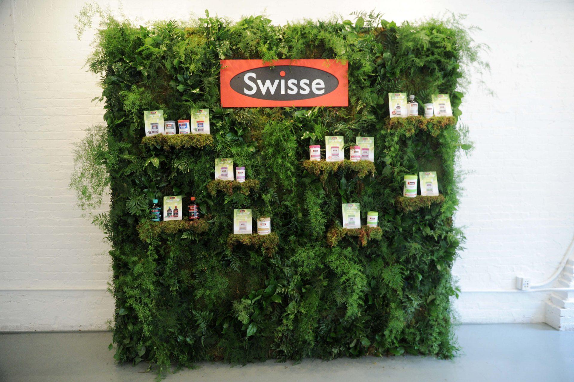 Relaunching of Swisse Wellness